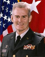Major General James Gary Blaney